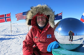Polar expedition guide Keith Heger