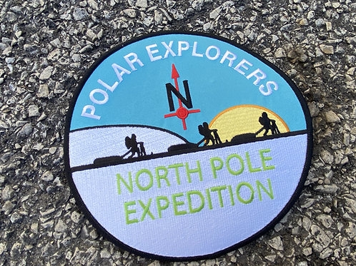 Expedition Patch - Large
