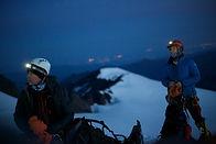 Polar Expedition Training on Mount Baker in preparation of climbing Mt. Vinson in Antarctica