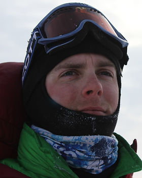 North Pole expedition guide Chris Paustian
