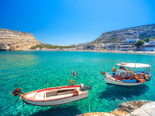 Alumni Adventure Alert! Kayaking in Crete, Greece