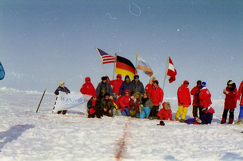 1993 north pole expedition-vladimir vass