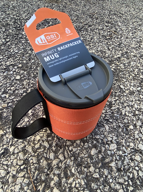 Insulated mug with lid