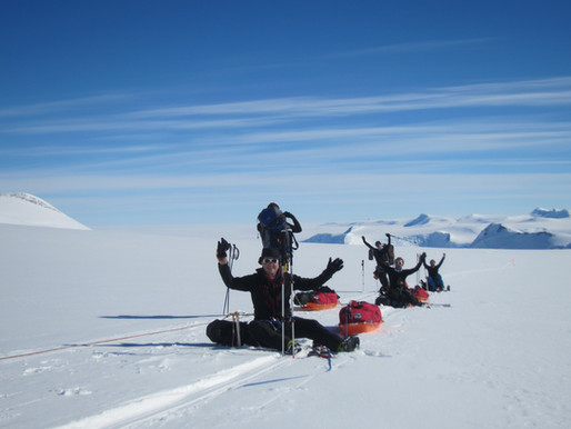 5 Tips For Planning Your South Pole / Vinson Combo