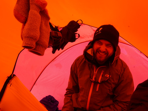 Greenland, Another 30 km Day