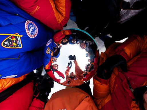 How polar expedition skills can keep you safe during COVID