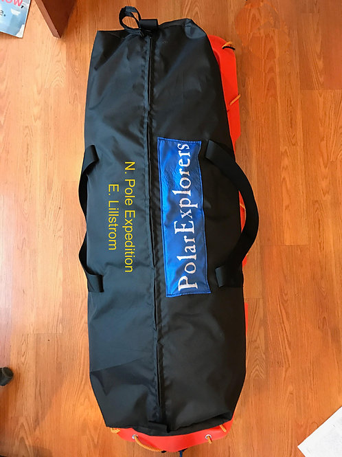 Personalized Sled Bag
