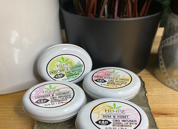 Hemp CBD Lip Balm