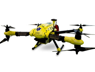 Drones: Potential Life Savers?