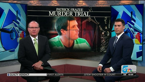 LIVE Analysis on Patrick Frazee Guilty Verdict