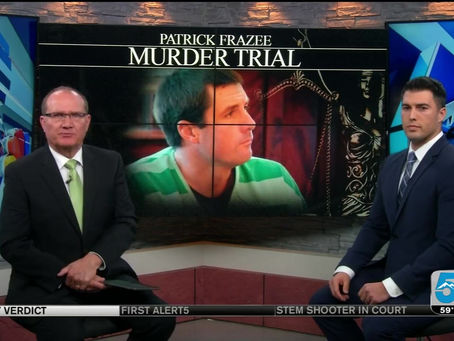Current Events: Patrick Frazee murder trial wraps