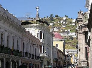 Ecuador Quito 06-01 Old Quito El Panecil