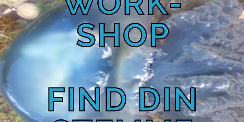 Kend din energi - workshop om halschakraet