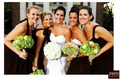 Dallas Bride and Bridesmaids