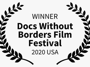 Documentário da Nest Panos ganha prêmio internacional.