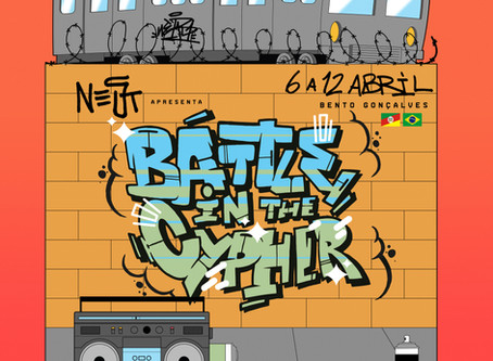 Isso é Battle In The Cypher!