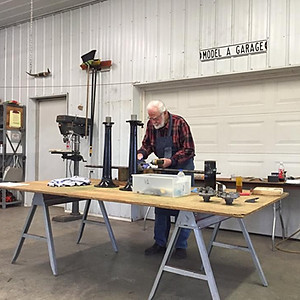 Restoration Workshop January 2018