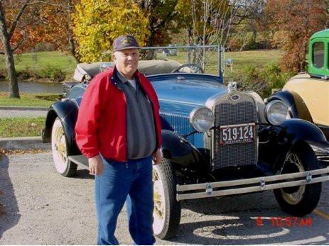 John Osborn, 1930 Deluxe Roadster