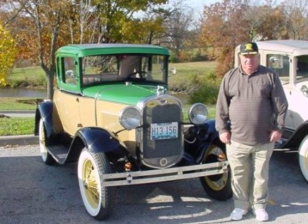 Richard Rector, 1931 Coupe