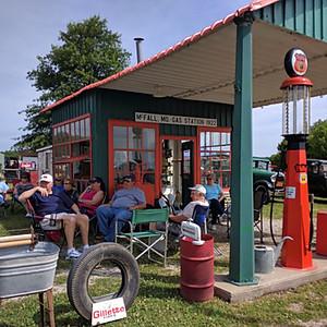 Lathrop Gas Station June 2017
