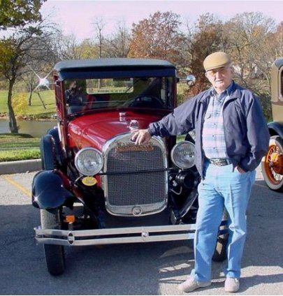 Bill Auch, 1929 Coupe