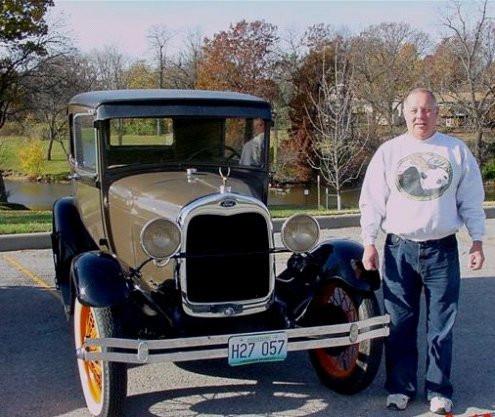 Lee Donius, 1929 Sedan