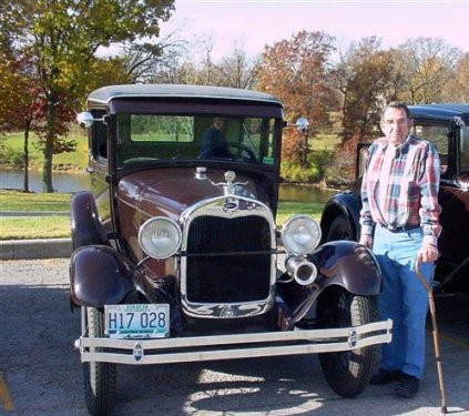 Thomas McRady, 1929 Sedan