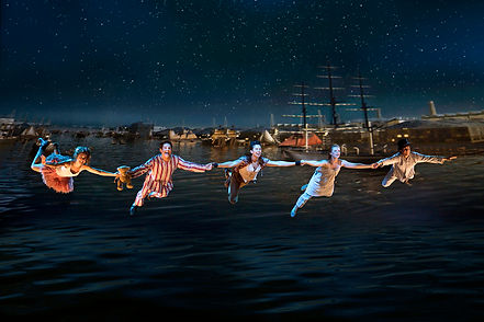 Fly Into Neverland With Peter Pan 360 In Dallas!! | Vanna
