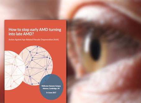 Research priorities agreed to stop early age-related macular degeneration (AMD) turning into late AM