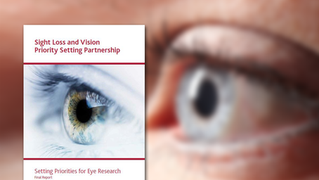 Setting priorities for eye research