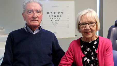 Patients regain sight after being first to receive retinal tissue engineered from stem cells