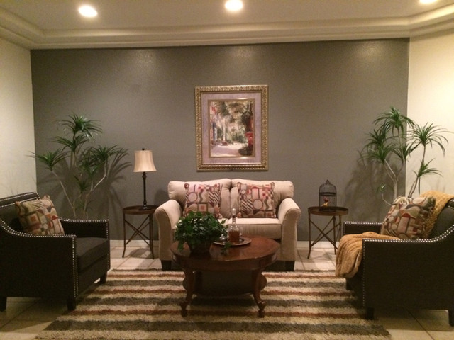 Refined Living Room