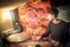 Matthias Katzair, in Wien lebender Schlagzeuger, Schagzeuglehrer an der Schlagzeuschule DRUMSTAR
