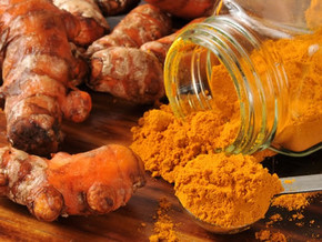Using Tumeric can benefit MS