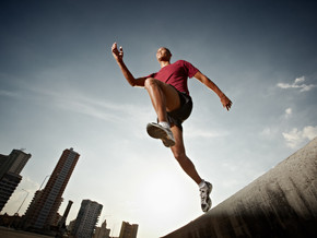 Chiropractic Helps Athletes Jump Higher After Ankle Injury