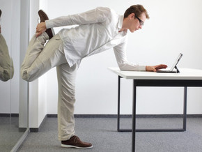 Sneak More Movement Into Your Workday
