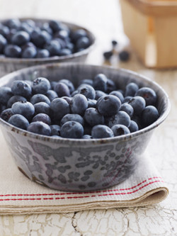 Blueberries, among many others, are one of nature's perfect anti-inflammatory foods.