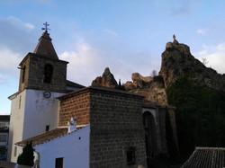Vista Iglesia Castril