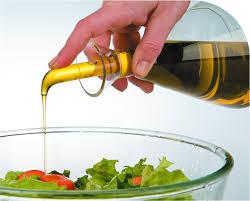 Manipulación doméstica del aceite de oliva
