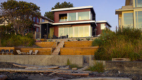 Modern Custom-Built Waterfront Home in Gonzales Bay