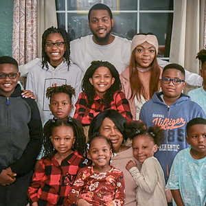 Glinton Family Thanksgiving 2017