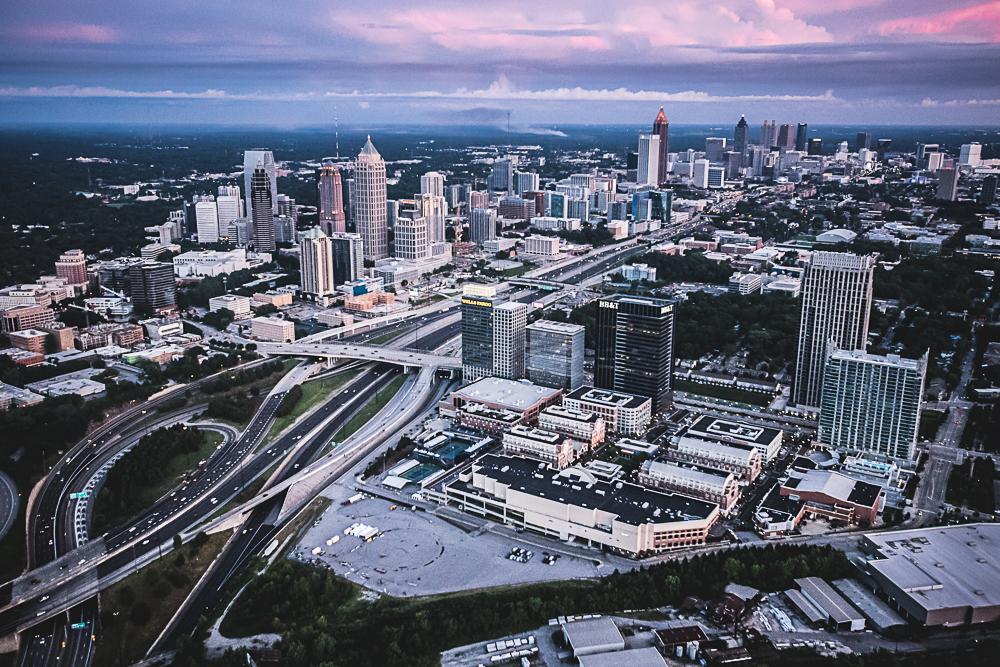 Atlanta over Everything