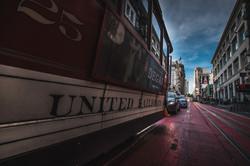 United Rail Cars