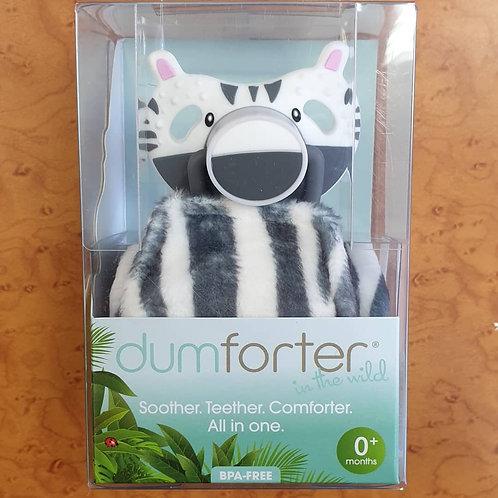 Dumforter Zsa Zsa Zebra 3 in 1 Comforter