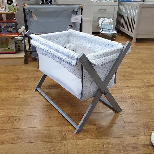 Clare De Lune Folding Crib