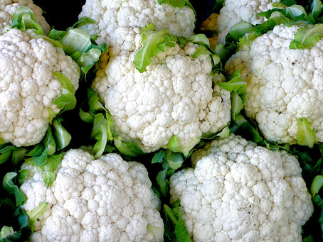 Cauliflower is having a major moment - and I want IN.