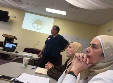 AMSS Leaders Plan Spring 2017 Training