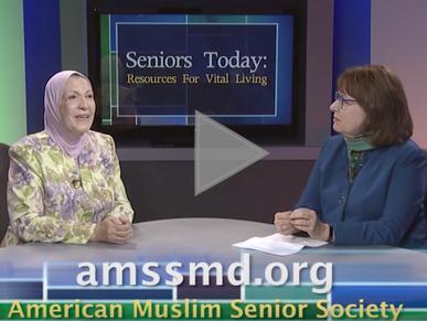 Mona Negm Interviewed on Seniors Today