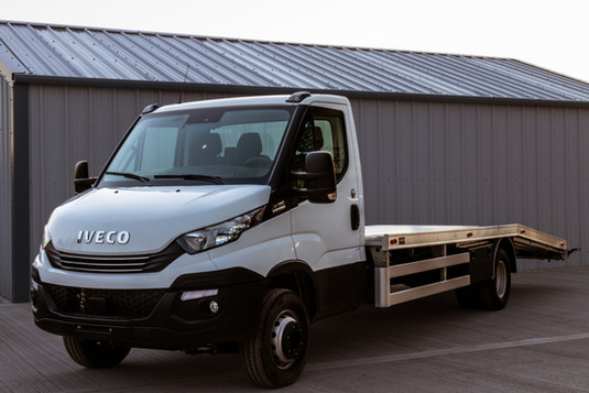 Left Hand Drive IVECO Daily