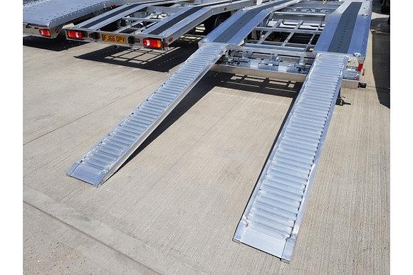 Aluminium Loading Ramp Set